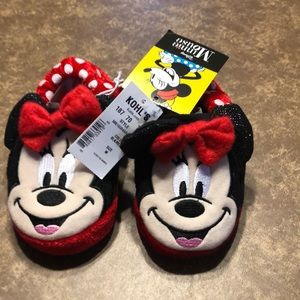 Disney Minnie Mouse Slippers (#3426)